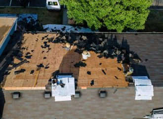 What can cause roof damage?